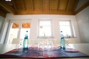 raumshift Gläser Wasserflaschen